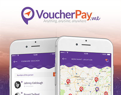 Voucher Pay - Mobile Payment App