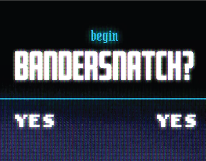 Bandersnatch Motion Graphics