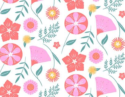 Pattern Designs for Freepik Company