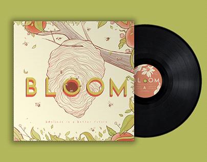BLOOM Vinyl Album