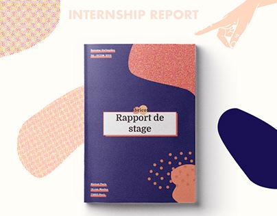 Internship report : Abricot Paris