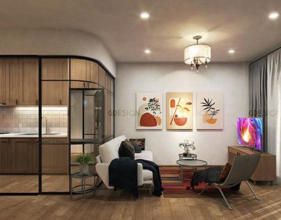 apartment | Hacom Galacity | 2020