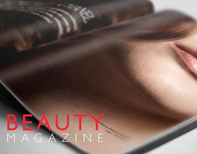 Projeto Beauty Magazine