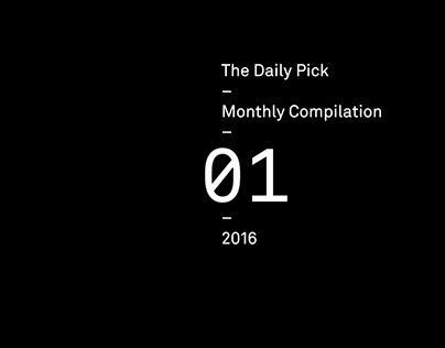 The Daily Pick - January