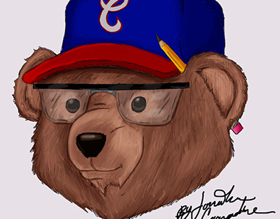 Self Portrait Inspired by The Polo Bear