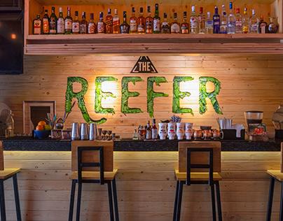 Interior Shoot for The Reefer Café & Eatery