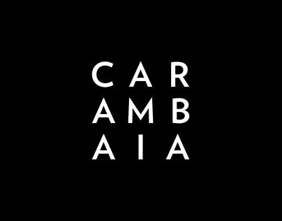 Editora Carambaia Visual Identity