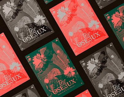 The Oiseaux — Poster Collection 2019