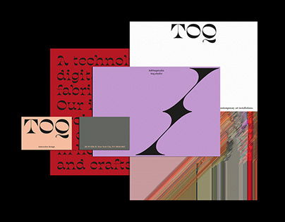 Interactive Design Studio Branding