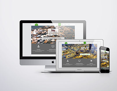 SIye General Trading Website