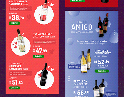 newsletter . 2 /// e-commerce de vinhos