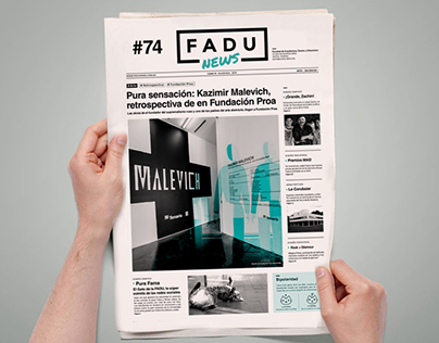 Periódico FADU News