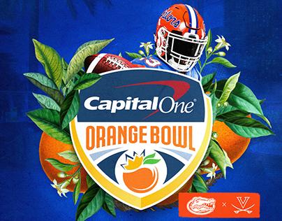 2019 Florida Gators Orange Bowl