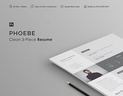 Resume | Phoebe