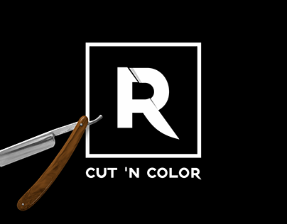 CUT N COLOR - branding