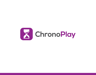 ChronoPlay logo design