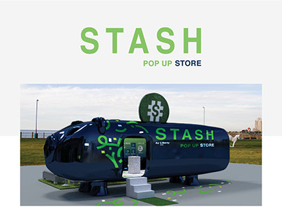 Stash Pop Up Store