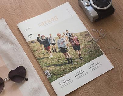 sarang mag ● revista