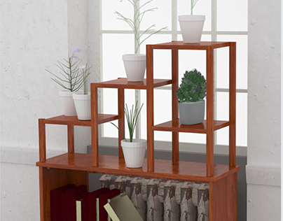 Greening a Bookshelf: Dorm Furniture Adaptive Reuse