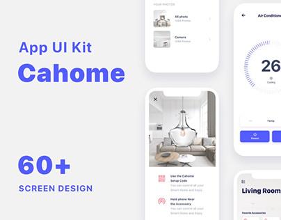 Cahome UI Kit