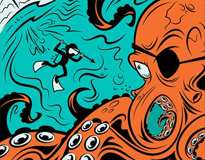 Showdown Illustration