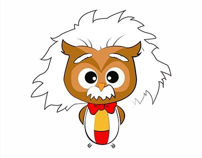 Mascota para concurso de matemáticas UNIMETA