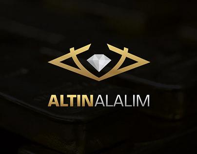 AltınAlalım Logo Work