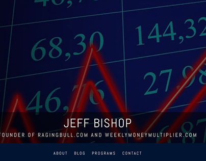 About Jeff Bishop, Co-Founder of Raging Bull Trading