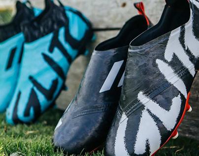 """adidas Glitch """"Devo Skin"""" FW18"""