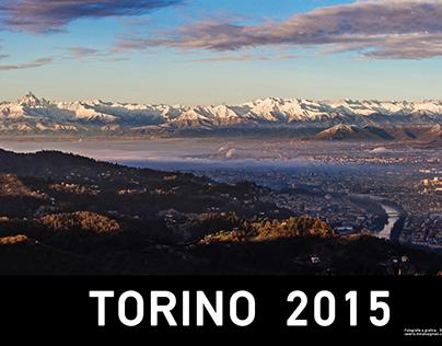 Torino 2015, calendari