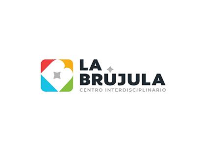 La Brújula – Naming and logo project