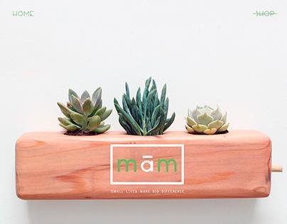 Interactive Design - Botanical Website