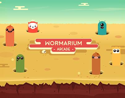Wormarium Arcade