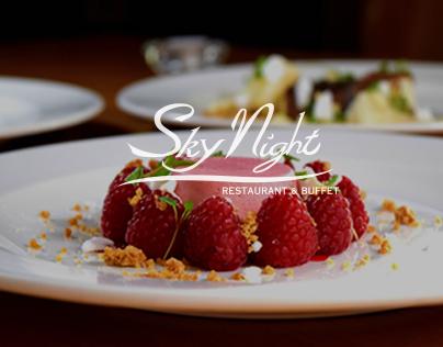 Aquila Skynight Restaurant Web Design