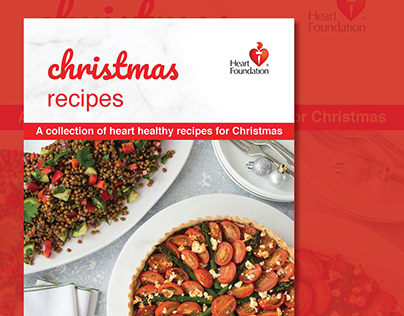 Christmas Recipe Book, National Heart Foundation