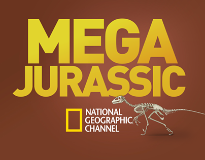 MEGA JURASSIC National Geographic Channel