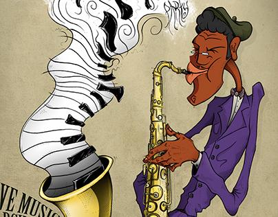 Espontáneo Jazz Party