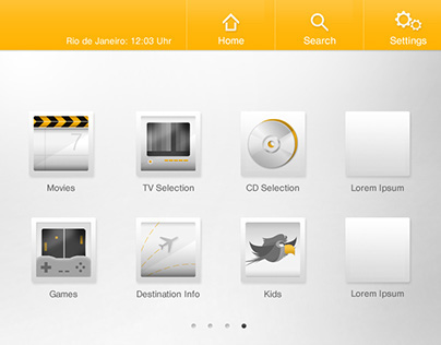 Lufthansa ˙ Inflight Entertainment