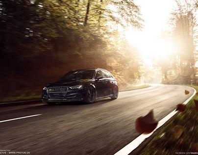 Pretos.de S3 Sportback quattro Nardo Edition