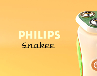 Snakee // concept shaver