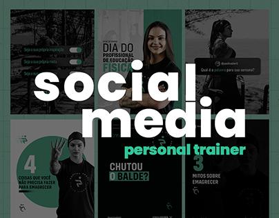 Social media   Personal trainer