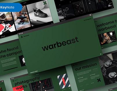 Warbeast Multipurpose Template