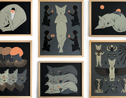SPHYNX | Solo Show