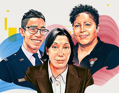 OCU School of Law portraits