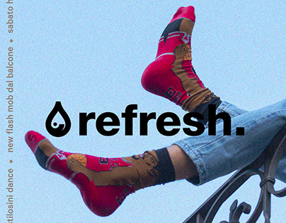 Creative direction & social media production - Refresh
