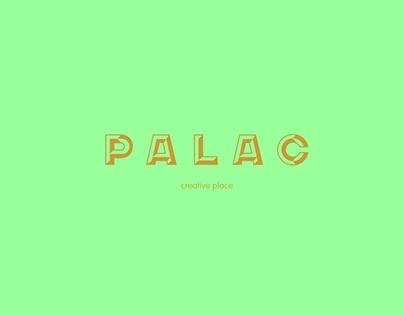 Palac Logotype design
