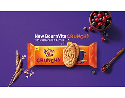 Bournvita Crunchy