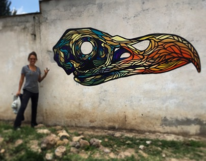 STREET ART by Demencia Beivide