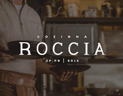 Cozinha Roccia - Branding