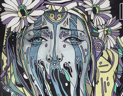 Wraith 2018 Album Artwork